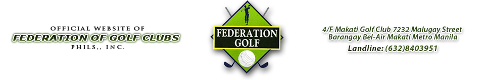 Federation of Golf Clubs